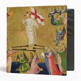 Christ Glorified in the Court of Heaven, 1423-24 Vinyl Binders