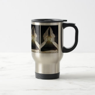 Christ Guarded by Angels by William Blake Travel Mug