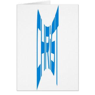 Christ haut bleu cards