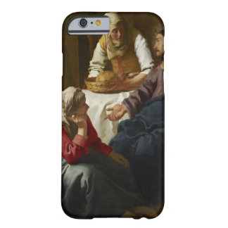 Christ in the House of Martha and Mary by Vermeer Barely There iPhone 6 Case