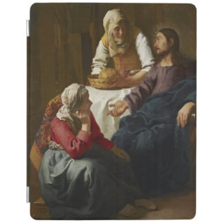 Christ in the House of Martha and Mary by Vermeer iPad Cover