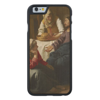 Christ in the House of Martha and Mary by Vermeer Carved® Maple iPhone 6 Case