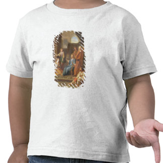 Christ in the House of Martha and Mary Tees