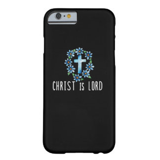 Christ is Lord Barely There iPhone 6 Case