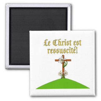 Christ is Risen Magnet