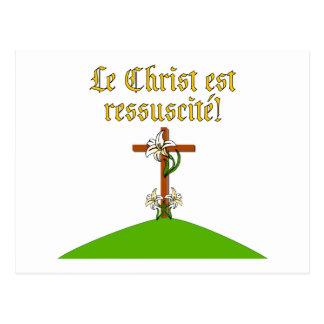 Christ is Risen Postcard