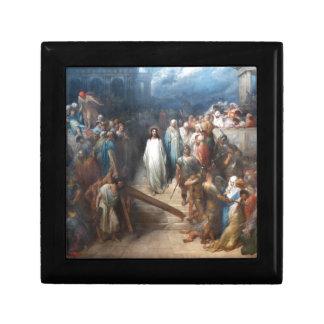 Christ Leaving Praetorium Gift Box