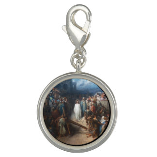 Christ Leaving Praetorium Photo Charms