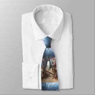 Christ Leaving Praetorium Tie