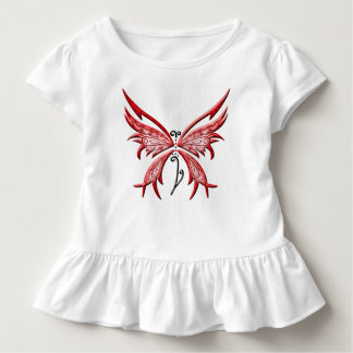 Christ Liveth In Me Toddler T-shirt