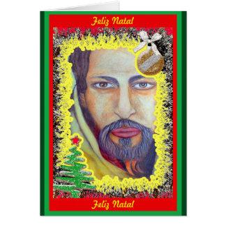 Christ Natalino Card