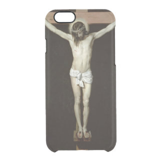 Christ on the Cross, c.1630 Clear iPhone 6/6S Case