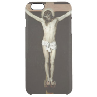 Christ on the Cross, c.1630 Clear iPhone 6 Plus Case