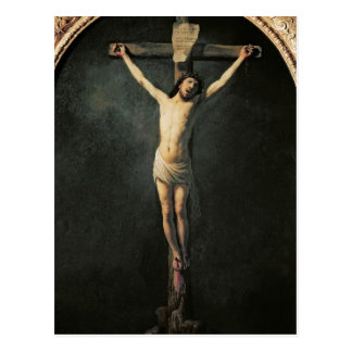 Christ on the Cross Postcard