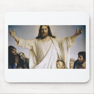 Christ Our Lord Mouse Pad