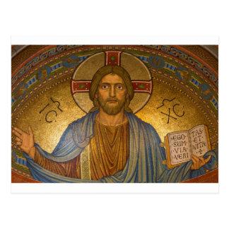 Christ Postcard