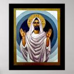 Christ Resurrection Nouveau Poster
