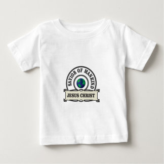 christ savior of all mankind baby T-Shirt