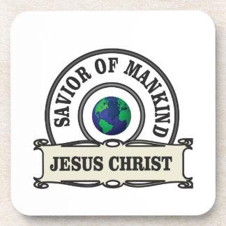 christ savior of all mankind coaster