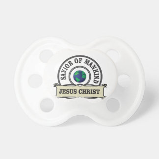 christ savior of all mankind pacifier