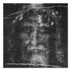 Christ - Shroud Of Turin Poster