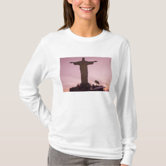 Christ Statue at Corcovado, near outskirts of T-Shirt