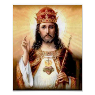 Christ the King Poster