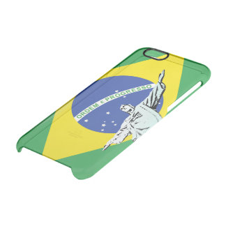 Christ the Redeemer Clear iPhone 6/6S Case
