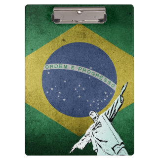 Christ the Redeemer Clipboard