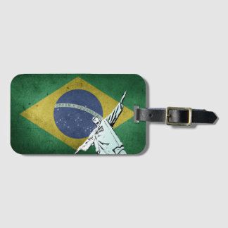 Christ the Redeemer Luggage Tag