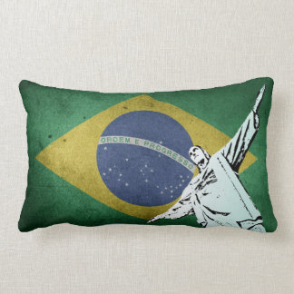 Christ the Redeemer Lumbar Pillow