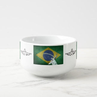 Christ the Redeemer Soup Mug