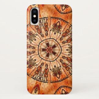 Christ Trinity Zodiac Mandala Case