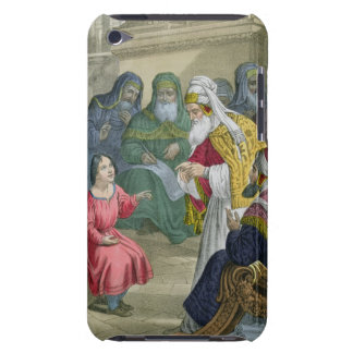 Christ with the Doctors in the Temple, from a bibl iPod Case-Mate Cases