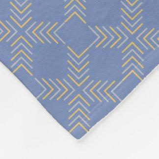 Christ X Cross Pattern Fleece Blanket