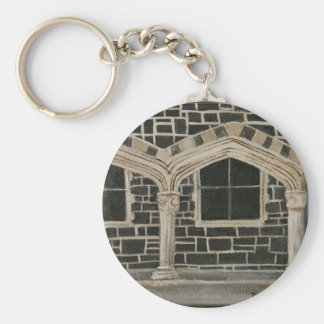Christchurch Arts Centre - Archways Keychain