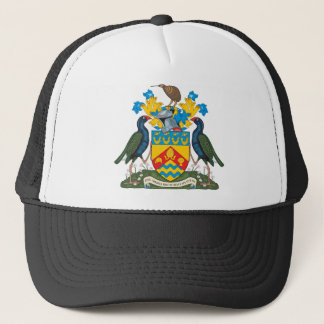 Christchurch Coat Of Arms Trucker Hat