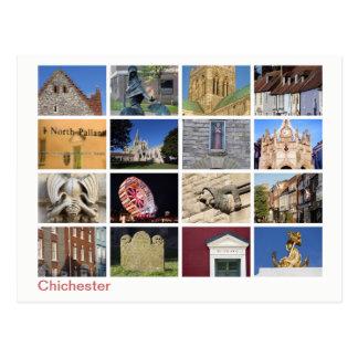 Christchurch multi-image 2 postcard