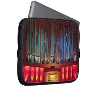 Christchurch Pipe organ laptop sleeve