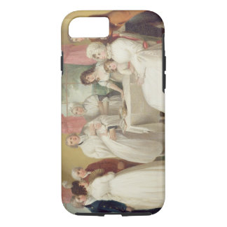 Christening of the Heir, c.1799 (oil on canvas) se iPhone 7 Case