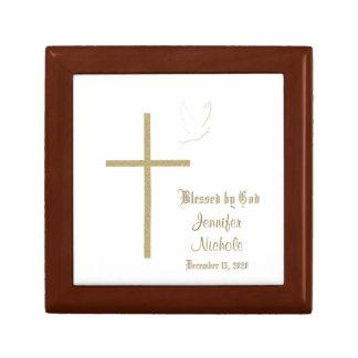 Christening or Baptism Keepsake Box