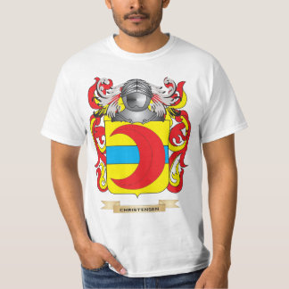 Christensen (Denmark) Coat of Arms T-Shirt