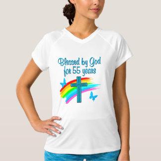 CHRISTIAN 55TH BIRTHDAY T-Shirt