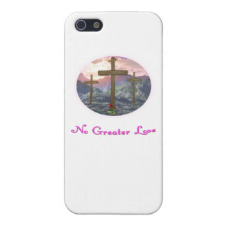 Christian art Calvary Cover For iPhone 5/5S