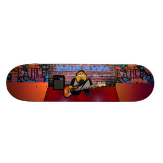 Christian Bass Player Skate Board Deck