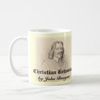 Christian Behavior Coffee Mug