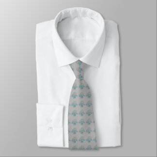 Christian Bible Verse CHRIST WILL RESTORE YOU Tie