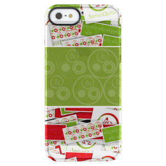 Christian Branded Phone SE + iPhone 5/5s Clear iPhone SE/5/5s Case