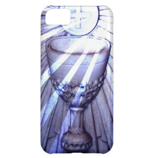 Christian Chalice iPhone 5C Covers