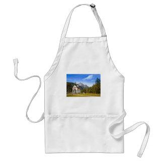 christian chapel standard apron
